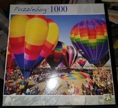 LPF Puzzlebug 1000 Piece Puzzle Hot Air Balloon Festival [New] - $16.78