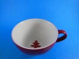 Starbucks Holiday Mug Red Christmas Tree 2006 Replacement Cup - $6.67