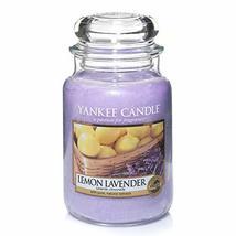 Yankee Candle Large Jar Candle Lemon Lavender - $23.50