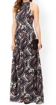 MONSOON Piper Priority Silk Mix Maxi Dress BNWT - $154.29