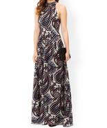 MONSOON Piper Priority Silk Mix Maxi Dress BNWT - $154.29