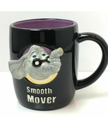 Russ Smooth Mover Coffee Mug Cup Funny 3-D Relief Elephant Clumsy Gag Gift - $24.70