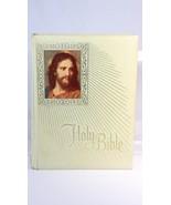 Vintage Catholic Holy Bible Fireside Family Edition NAB 1971-1972  - $19.79