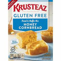 Krusteaz Gluten Free Honey Cornbread Mix, 15-Ounce Box image 9
