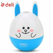 Deli® Pencil Sharpener Cute Kawaii Pencil Sharpener School Stationery Ma... - $13.81