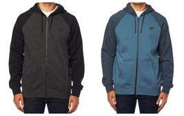 FOX Racing Men's Legacy Full Zip Hoodie Hooded Fleece Sweatshirt NEW