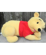 Winnie the Pooh 22 Inch Deluxe Lounging Pooh Plush Pillow Pal Fisher Price - $28.00