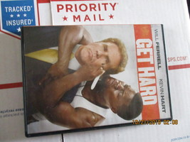 Get Hard DVD  Will Ferrell and Kevin Hart - $5.99
