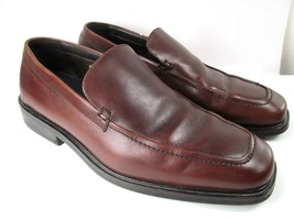 Cole Haan Water Proof Mens Loafers Size 9.5 M Brown Dress Shoes - $21.33