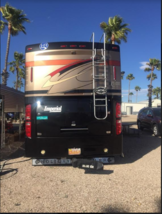 This 2008 Holiday Rambler Imperial Trinidad IV FOR SALE IN Albuquerque, NM 87111 image 3