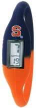 Rumba Time Unisex Women's Syracuse University Digital Silicone Watch Small NIB