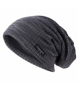 Ruphedy Mens Slouchy Oversized Beanie Skull Cap Summer Thin Knit Hat B30... - $16.91