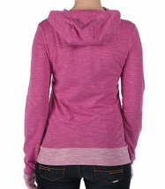 Bench Women's Tyree Pink Workout Yoga Light weight Hoodie NWT image 2