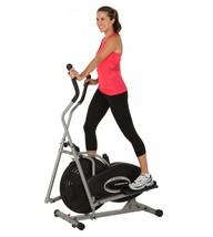 Workout Aero Elliptical Fitness Body Exercise Training Adjustable Double... - $109.28