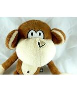 """Bobby Jack Monkey Plush 16"""" Tall Soft Cuddly - $14.84"""