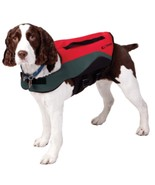 Onyx Neoprene Pet Vest - Small - Red/Grey - $32.43