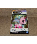 Zooner Zupps Tiny Light-Up Horn Unicorns Figure Charm 4+ Free Shipping - $15.83