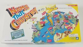 Name That Country Board Game Educational Insights EI-3168 Geography - $17.53