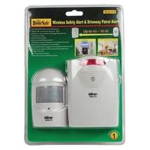 HomeSafe Wireless Outdoor Security Alert Sensor Detector Driveway Motion... - $29.69