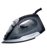 Brentwood Full Size Steam / Spray / Dry Iron in Black and Gray - $45.45