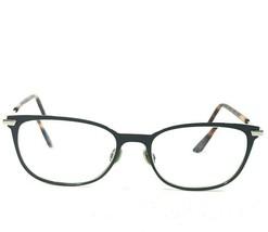 Christian Dior Dioresscence 13 Sunglasses Eyeglasses Frames Black Brown Tortoise - $93.49