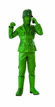 Rubies Green Army Boy Toy Soldier Military Childrens Halloween Costume 6... - $26.99