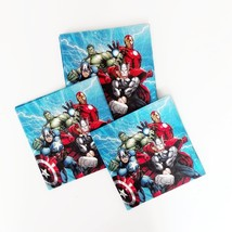 20pcs/Bag avengers birthday party Paper Napkin Hulk Party Decoration Sup... - $10.50