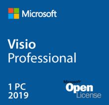 Visio pro 2019 32/64 Bit Code - Genuine - $29.90
