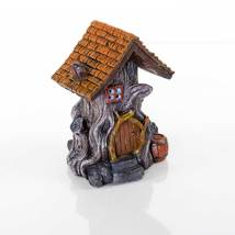 "BioBubble Decorative Woodland House 4.5"" x 4"" x 5.5"" - $14.37"