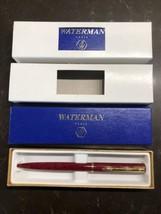 Waterman burgandy marble pen - $49.49