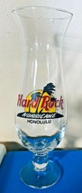 ❤️⭐ Hard Rock Cafe  Honolulu HURRICANE COCKTAIL DRINK GLASS  Hawaii - $5.99