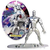 Marvel Comics Year 1997 The Silver Surfer Series 7 Inch Tall Figure - 30... - $49.99