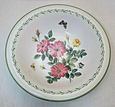 "Studio Nova Stoneware Y2372 Garden Bloom 9 5/8 "" Round Open Vegetable Bowl  - $34.16"