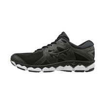 Mizuno WAVE SKY 2 Women's Running Shoes Black Walking Jogging Outdoor J1GD180209 - $89.91