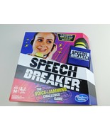 Speech Breaker the Voice Jamming Challenge Game New Hasbro - $9.89