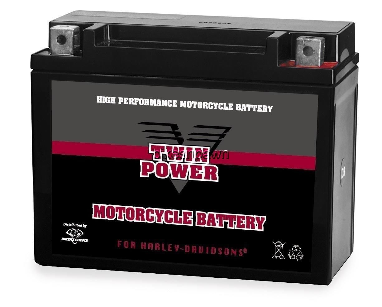 New Twin Power AGM Battery 97-14 FLT, FLH Harley ;  YIX30L-BS or YB30L-B 485003