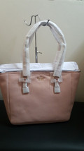 NWT Kate Spade New York Jackson Street Denise Pink Rosy Cheeks Tote Shou... - $168.29