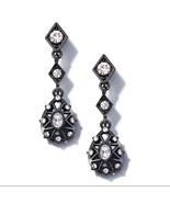 Avon Midnight Luxe Drop Earrings - $10.99