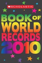 Scholastic Book Of World Records 2010 Morse, Jenifer - £2.25 GBP