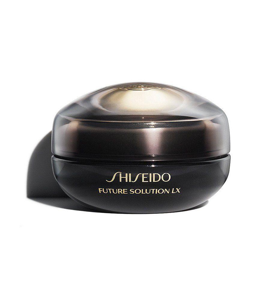 SHISEIDO Future Solution LX Eye & Lip Contour Regenerating Cream 17m NEW VERSION