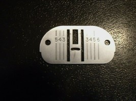 Singer 181842 Sewing Machine Needle Plate  750 755 756 758 770 775 778  ... - $9.85
