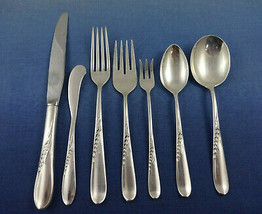 Silver Wheat by Reed & Barton Sterling Silver Flatware Set 8 Service 63 Pieces - $3,795.00