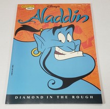 Disney's Aladdin Cartoon Tales, 1992 Never Read - $12.99