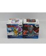 Lot of 2 New Marvel Avengers 48pc Puzzles FREE SHIPPING - $10.68