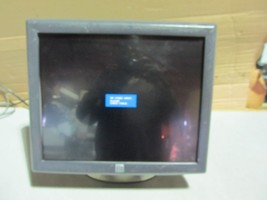 OEM elo touch systems monitor ET1715L-8CWA-1-G w/stand - $229.95