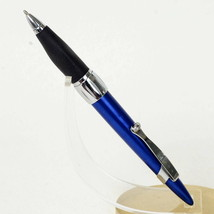 Cross morph metalic blue ballpoint pen with flexible grip - With origina... - $18.62