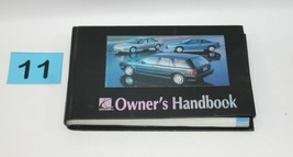 1994 Saturn First Edition Factory Original Owners Manual #11 - $13.81