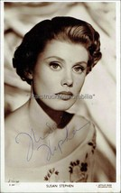 Susan Stephen Autograph *The Red Beret* Hand Signed 5x3 Vintage Photocard - $60.00