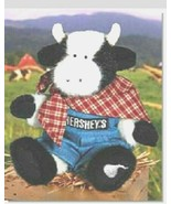 """Boyds Bears """"Chocolate"""" HERSHEY® EXCLUSIVE COW #94204HE- New - RETIRED - $49.99"""