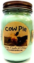Cow Pie (Smells Like Fresh Cut Grass) - 16oz Country Jar All Natural HAN... - £10.95 GBP